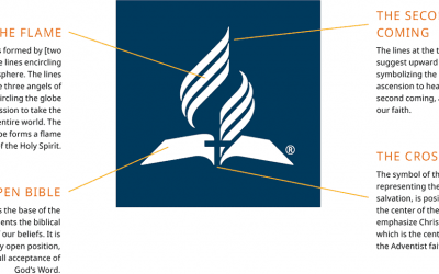 The Adventist Church Has a Logo (and Here's What it Means!)